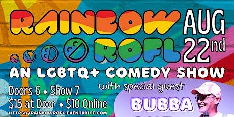 Rainbow ROFL tickets