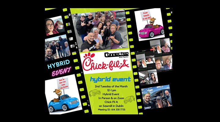 CHICK-FIL-A Drive Thru Hybrid Networking Luncheon image