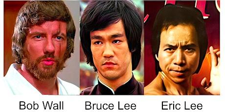Show Talent Talent Show featuring Bob Wall (Bruce Lee's friend) & Eric Lee tickets