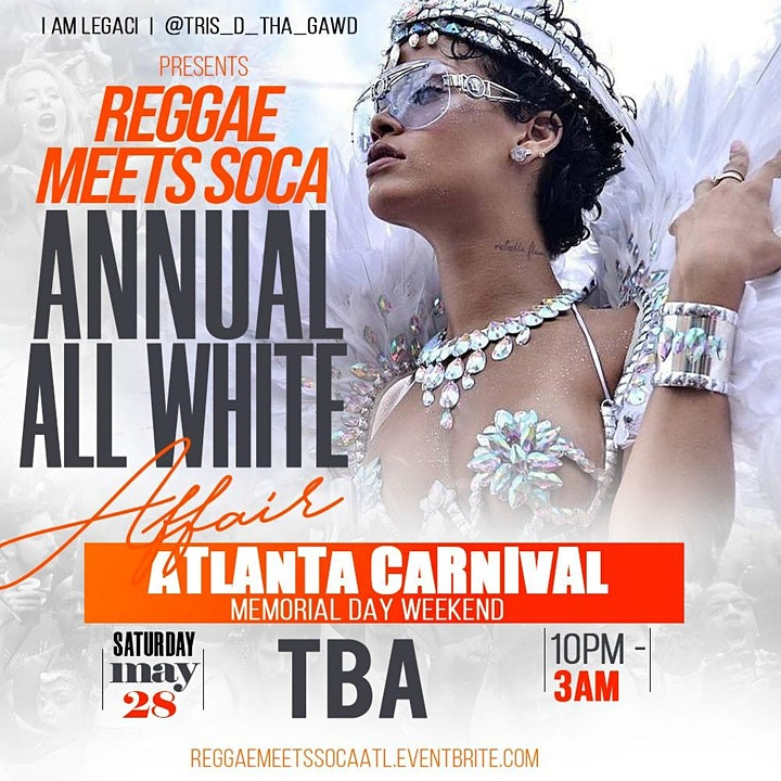 ATLANTA CARNIVAL 2022  MEMORIAL DAY WEEKEND INFO ON ALL THE HOTTEST PARTIES image