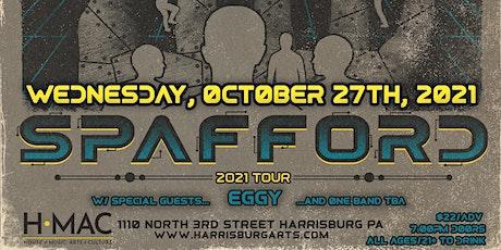 Spafford at Harrisburg Midtown Arts Center tickets