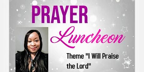 Women's Prayer Luncheon tickets