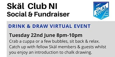 Skäl Club NI Drink & Draw Social Fundraiser tickets