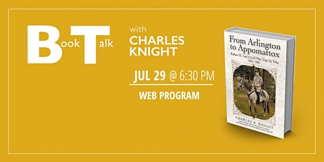 Book Talk with Charles Knight tickets