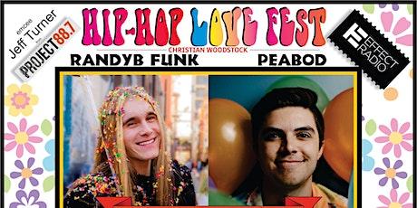 HIP-HOP LOVE FEST tickets