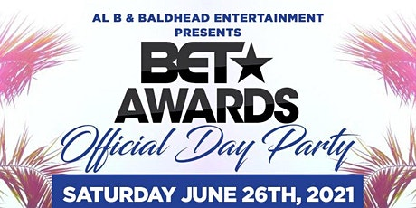 BET WEEKEND DAY PARTY tickets