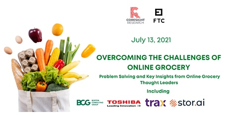 Overcoming the Challenges of Online Grocery tickets