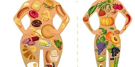 Learn how to EAT RIGHT to maintain a desire body weight and shape tickets