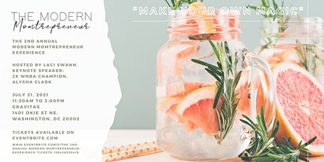 The 2nd Annual Modern Momtrepreneur Experience tickets