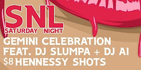 Saturday Night LIVE (The NightShow) 9pm - 2am tickets