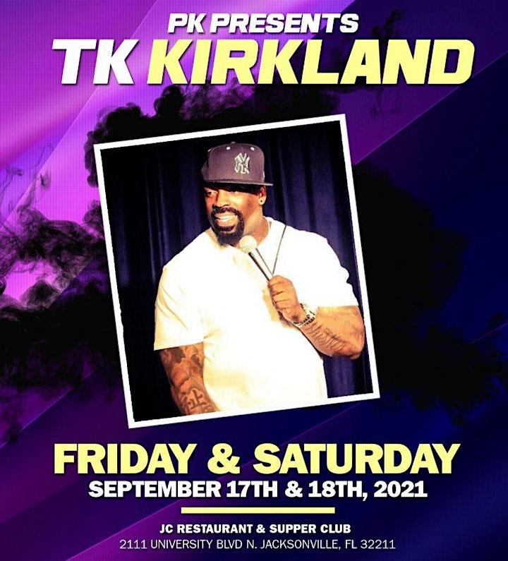 PK Presents TK Kirkland image