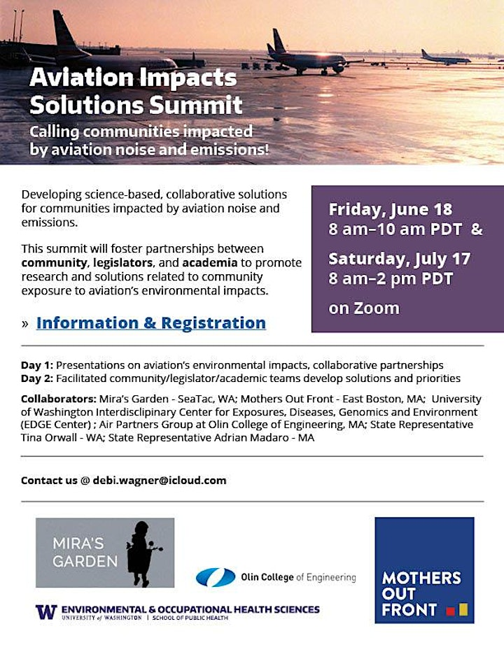 Aviation Impacts Solutions Summit: Part 2 image