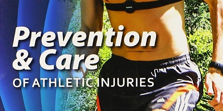 Care and Prevention of Athletic Injuries & First Aid, CPR/AED Course tickets