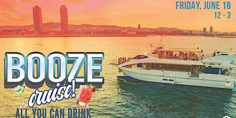 Sunset Booze Cruise tickets