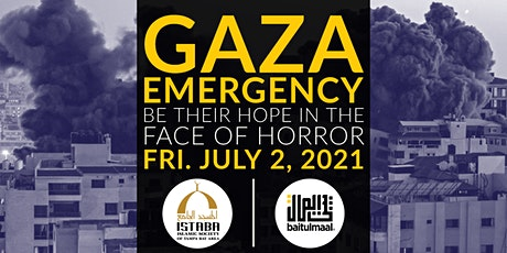 Gaza Emergency: Be Their Hope in the Face of Horror tickets