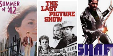 New Plaza Cinema Lecture Series - 1971:  The Year in Film tickets