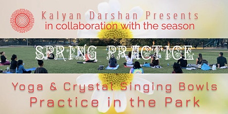 Spring Yoga Practice in the Park tickets