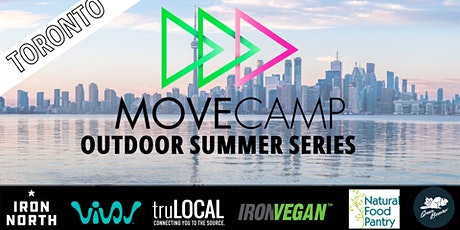 MOVECAMP TORONTO EARL BALES PARK tickets