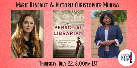 Marie Benedict in conversation with Victoria Christopher Murray tickets