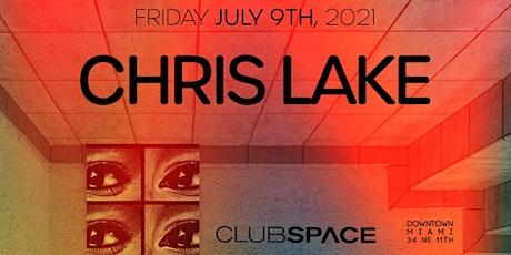 Chris Lake @ Club Space Miami tickets