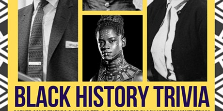 Black History and Culture Trivia tickets