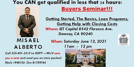 F r e e  First Time Home Buyer Seminar! tickets