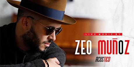ZEO MUNOZ LIVE tickets