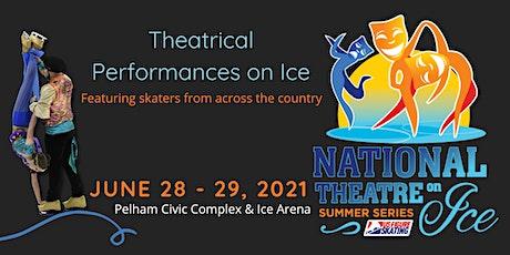 U.S. Figure Skating National Theatre on Ice Summer Series tickets