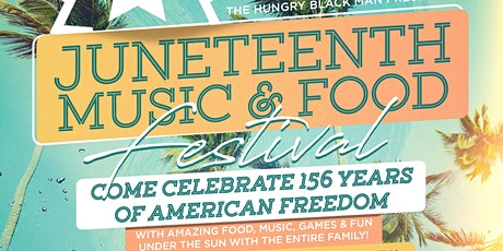 Hungry Black Man Annual Juneteenth Food & Music tickets