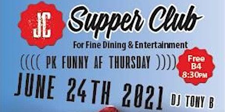 PK Funny AF Thursdays headliner Jenn Weeks tickets