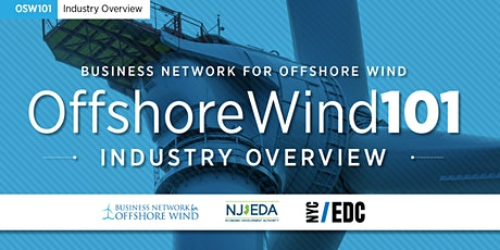 Offshore Wind 101 - Manufacturing Focus tickets