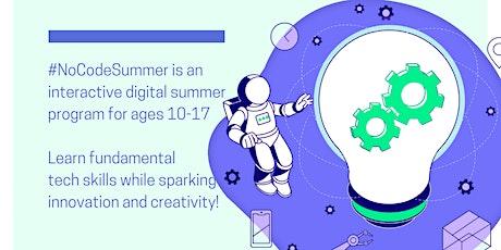 21 Ethos Virtual Summer STEM Camp & Tech Program tickets