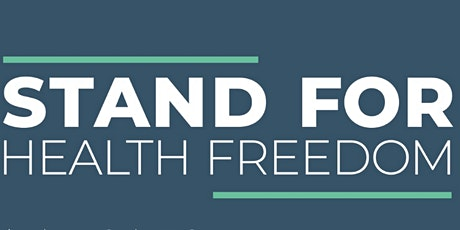 Stand For Health Freedom tickets