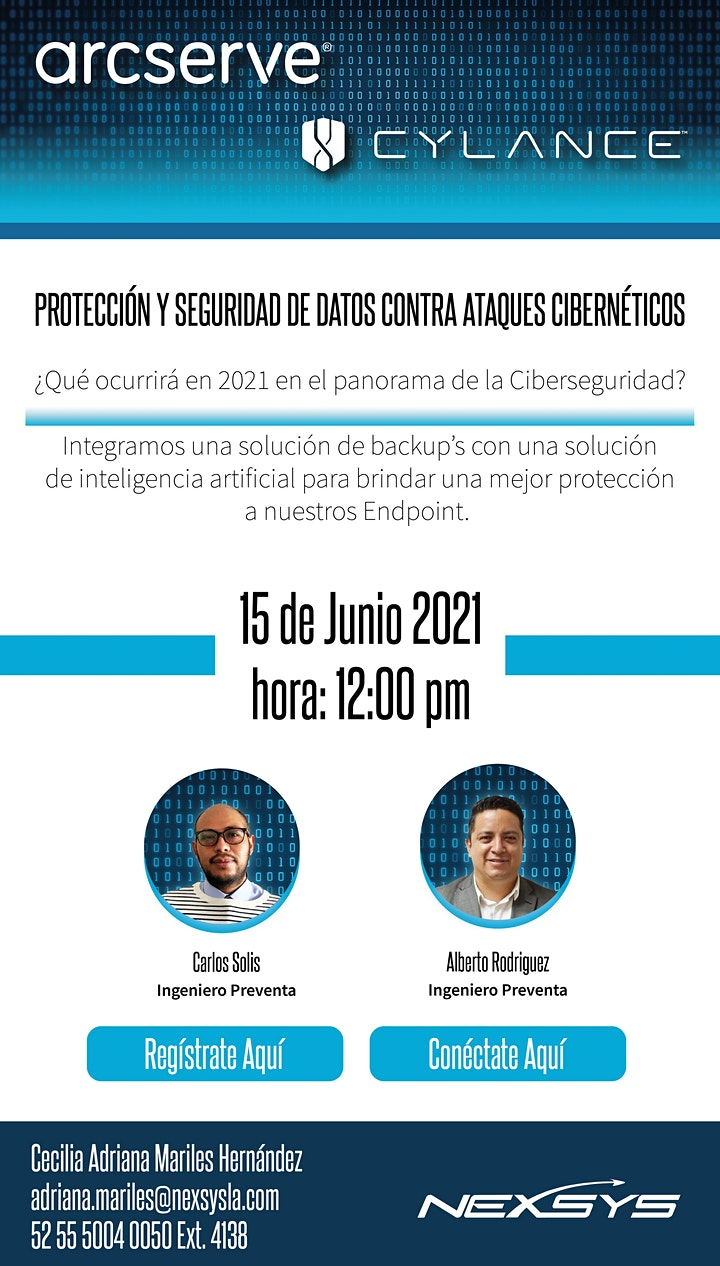Imagen de PROTECCIÓN Y SEGURIDAD DE DATOS CONTRA ATAQUES CIBERNÉTICOS