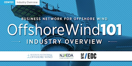 Offshore Wind 101 - Professional Services Focus tickets