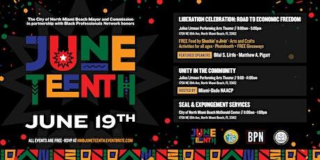 Juneteenth Liberation Celebration tickets