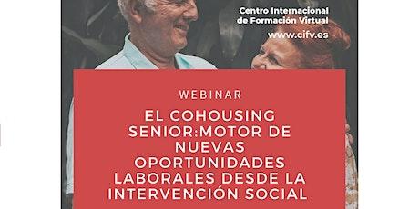 Cohousing Senior: Motor de nuevas oportunidades laborales entradas