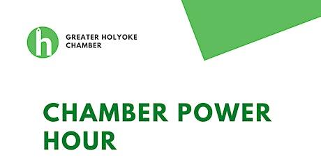 Chamber Power Hour - Economic Development tickets