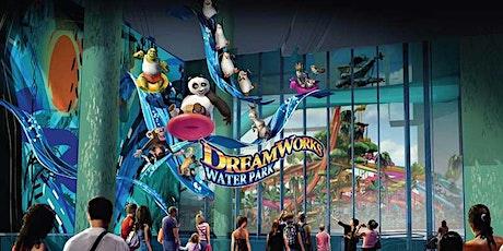 Dreamwork's Waterpark tickets