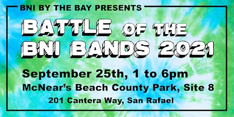 Battle of the BNI Bands 2021 tickets