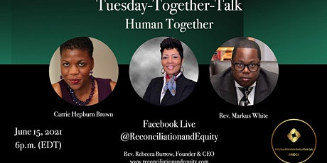 Tuesday-Together-Talk, Human Together tickets
