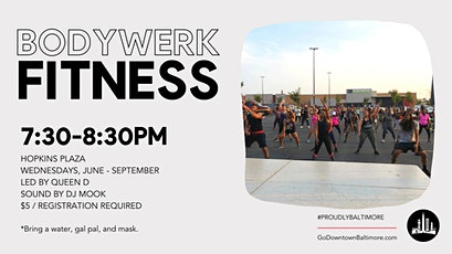 BodyWERK Fitness tickets
