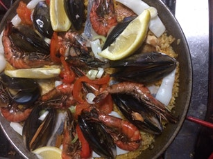 All You Can Eat Paella Night tickets
