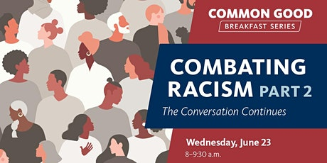 Combating Racism Part Two: The Conversation Continues tickets