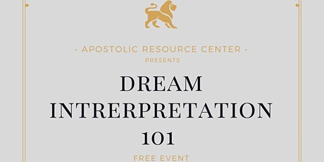 Dream Interpretation 101 tickets