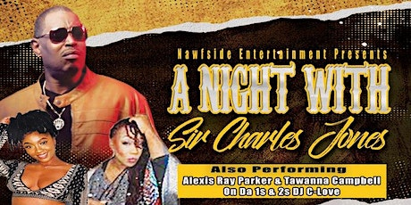 A Night With Sir Charles Jones tickets