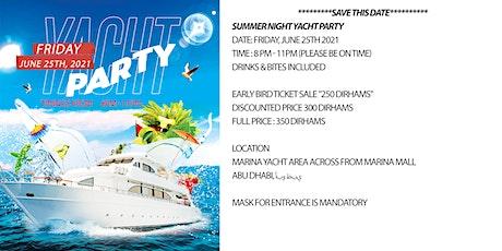 SUMMER NIGHT ISLAND CRUISE tickets