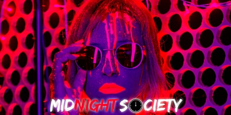 """MIDNIGHT SOCIETY PRESENTS  """"NEON PAINT PARTY"""" tickets"""