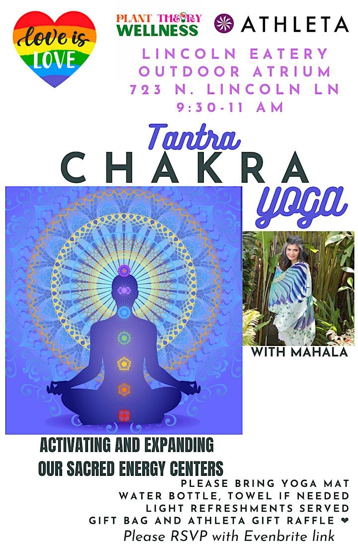 Tantra Chakra Yoga image