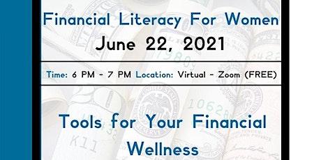 Financial Literacy For Women tickets